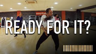 ... READY FOR IT ? by Taylor Swift DANCE VIDEO | @brendonhansford Choreography