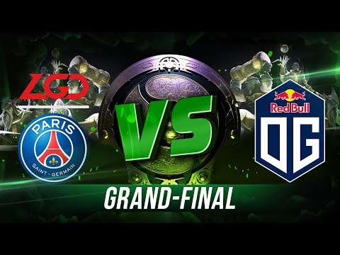 Highlights TI8 Grand-final - PSG.LGD vs OG