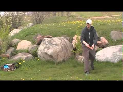 Blueberry Hill - Dark Cloud Disc Golf @ Highbridge Hills 2012, pt 1