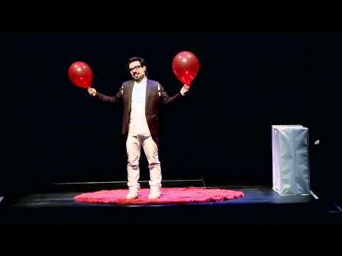 10,000 reasons to believe in the power of art in public space: Yazmany Arboleda at TEDxUNC