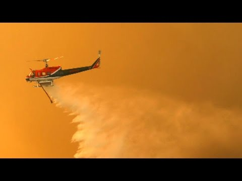 California wildfires torch thousands of acres
