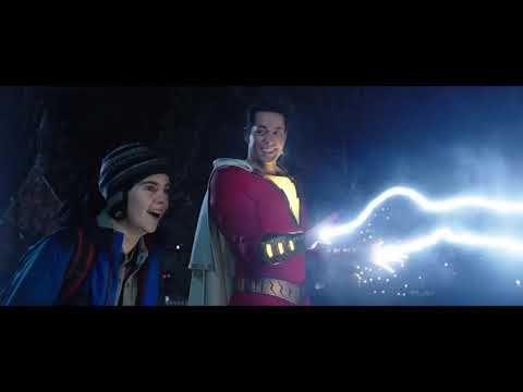 "'Shazam' Trailer Ft. ""My Name Is"""