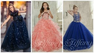 How to New Collection For Latest Desing Stylesh princsses Dress For BaBy Girl # 2018