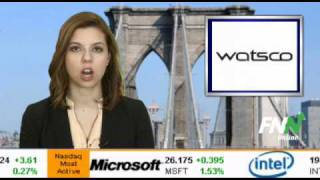 Morgan Stanley Downgraded Watsco To EW, Maintained $63 PT