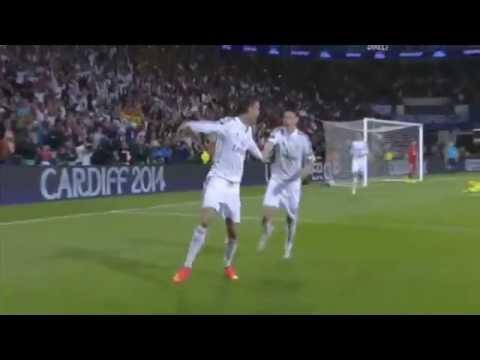 Cristiano Ronaldo Second Goal vs Sevilla 2 0  UEFA Super Cup  2014 HD