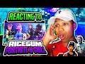 Reacting To RiceGum Fortnite N Chill Official Music Video Fortnite Rap FortniteNChill mp3