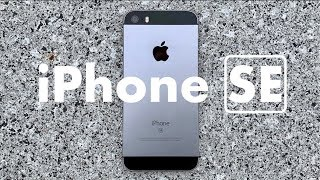 iPhone SE – The Best Small Phone?