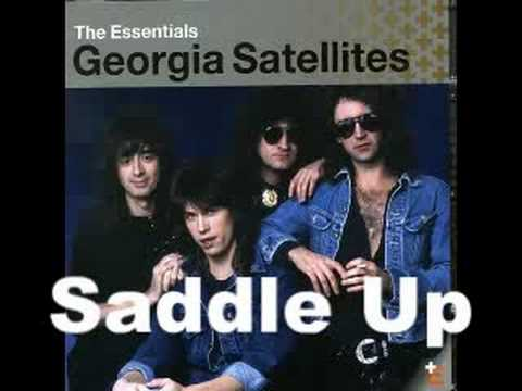 Georgia Satellites - Saddle Up