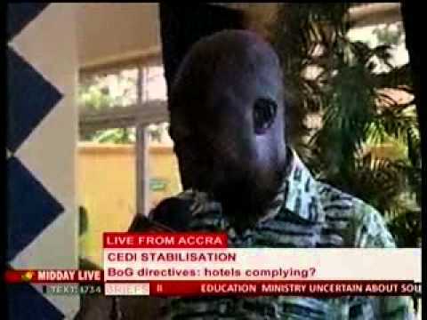 Midday Live -  Ghana Tourism Authority Inspect Hospitality Facilities - 27/2/2014