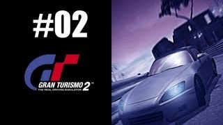 Let's Play Gran Turismo 2 #02 - Sunday Best