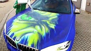 AMAZING PAINTING IDEAS THAT ARE ON ANOTHER LEVEL
