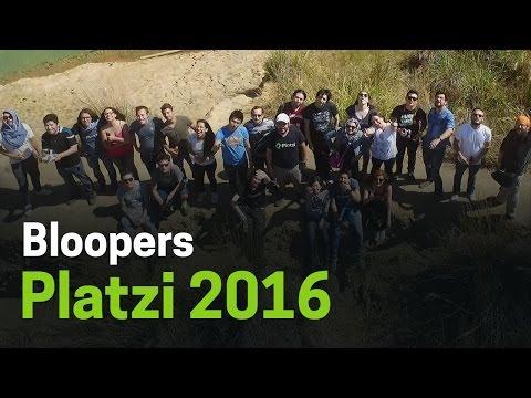 Bloopers Platzi 2016