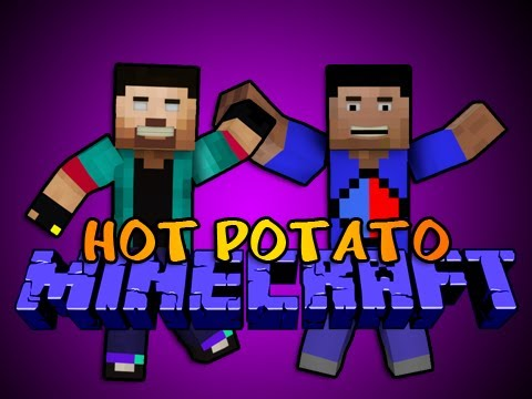 Brand New Minecraft 1.6.2 Hot Potato W noahcraftftw & Vikkstar123 video