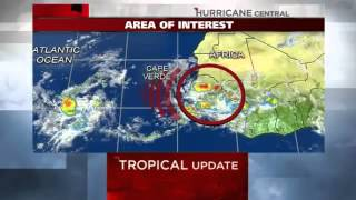 Tropical Storm Update: Watching Two Areas In The Tropics