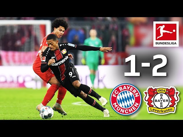 Bailey Goals Shock Neuer amp Co. I FC Bayern MГnchen vs. Bayer Leverkusen I 1-2 I Highlights