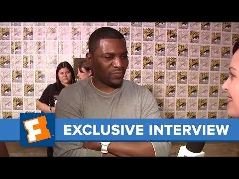 Mekhi Phifer Comic-Con 2013 Exclusive Interview