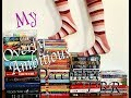My Overly Ambitious December TBR
