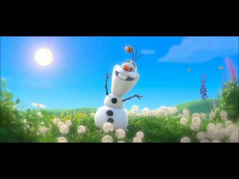 Olaf - Let It Go [Frozen] HD