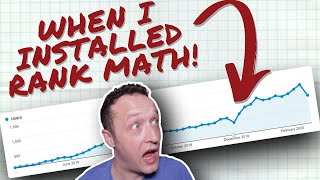 Did Rank Math SEO really boost my Traffic?! + Elementor Integration