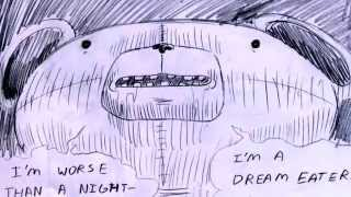 Dream Eater Pilot (Animatic Storyboard)
