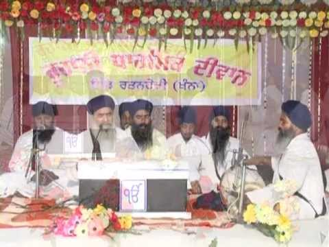 Day 3 Part 4- Sant Baba Gurdial Singh Ji Tande Wale, Rattanheri Khanna video