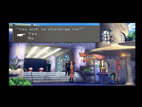 Final Fantasy VIII walkthrough - Part 3: Playing against the Queen of Cards