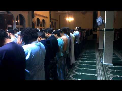 Berlin Wedding  Ar Rahman Moschee -dua Qunut Witr 2011 video