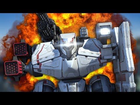 download lagu I Will Destroy You - War Robots gratis