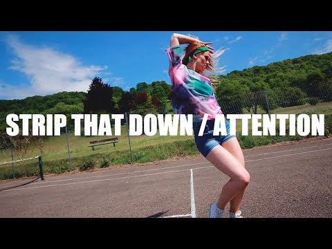 Liam Payne  - STRIP THAT DOWN // Charlie Puth - ATTENTION - Choreography by Rachael Ansell