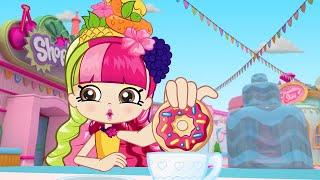 SHOPKINS SHOPVILLE NEW COMPILATION | Dunking | Kids Movies | Shopkins Episodes