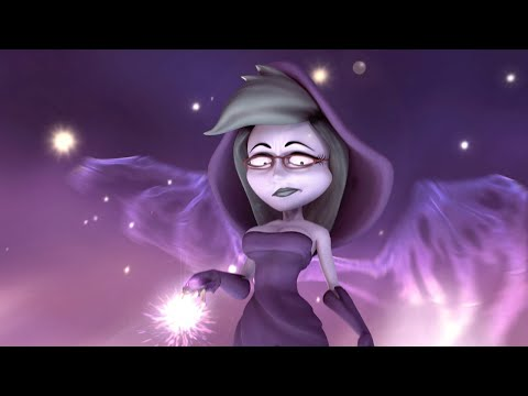 Devils, Angels & Dating - Short Film - Animation