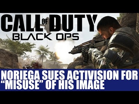 "Binary News | CoD Black Ops 2 - Manuel Noriega Suing Activision Over ""Blant Misuse"" Of His Name"