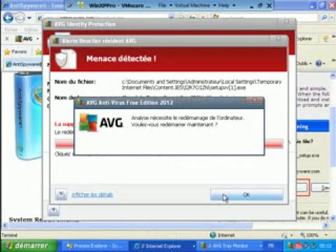 AVG Free Antivirus 2012.flv