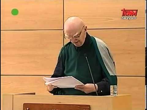 Kampania Antypolonizmu 3 5    Prof  Dr Hab  Bogusław Wolniewicz