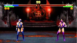 Mortal Kombat 3 Friendship Fails (Original)