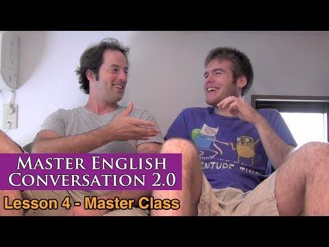 Real English Conversation & Fluency Training – Time Expressions – Master English Conversation 2.0
