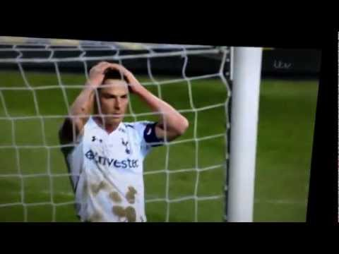 Scott Parker fail - Spurs v Basel