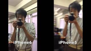 Test khả năng chống rung quang học của iPhone 6