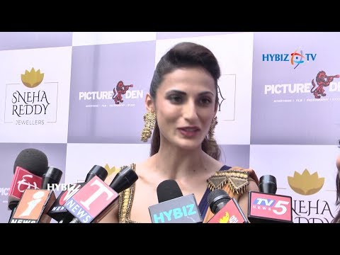 ShilpaReddy | Fashion Designer | Endorse SnehaReddy Jewellers| Exhibition  at Banjara Hills