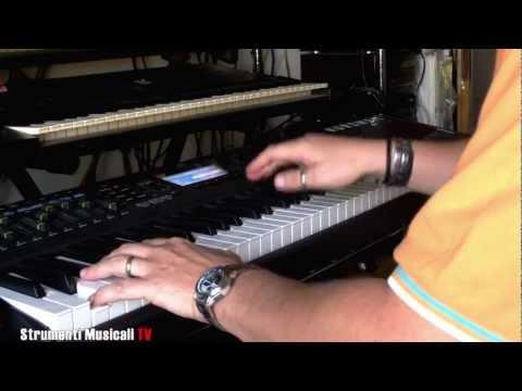 Kurzweil PC3K8 - Demo El.Piano by Andrea Girbaudo