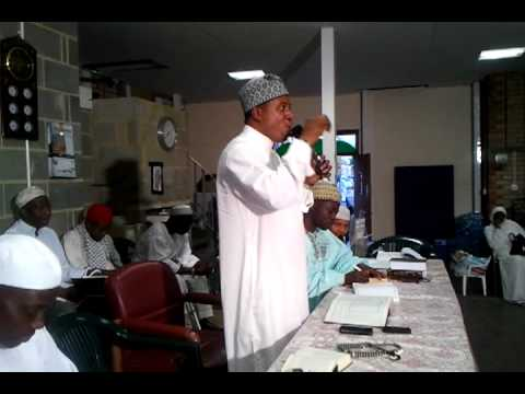 Ramadhan Tafsir Led By Sheikh S Akeusola video