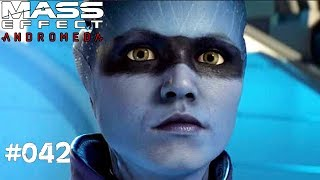 MASS EFFECT ANDROMEDA #042 - Sexy Begleitung - Let's Play Mass Effect Andromeda Deutsch / German