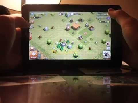 How to Download Clash of Clans on Kindle Fire,HD,HDX