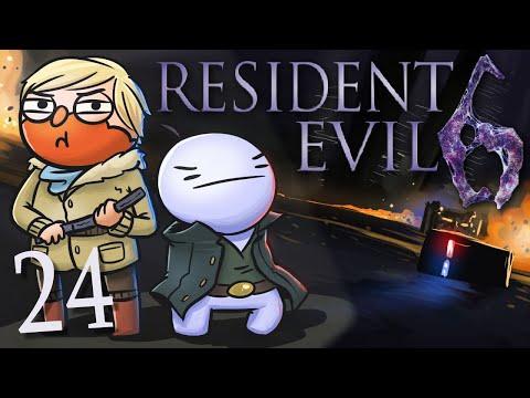 Resident Evil 6 /w Cry! [Part 24] - Ke$ha approved!
