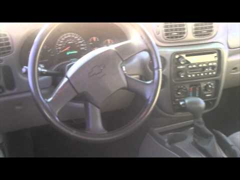 2005 Chevrolet Trail Blazer Test Drive