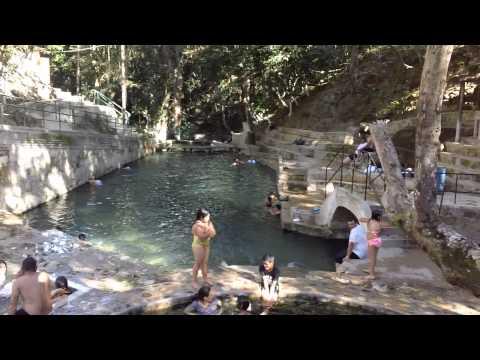 Aguas Termales, Gracias, Lempira, Honduras