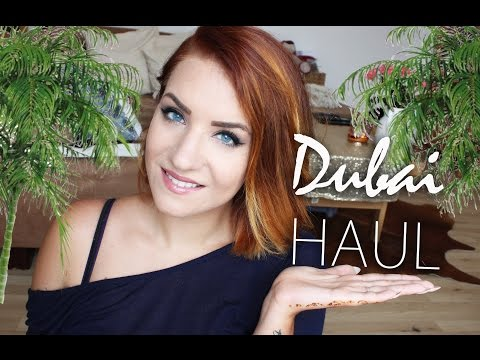 Dubai HAUL - Victorias Secret, Sephora, Bath & Body Works  | rebeccafloeter