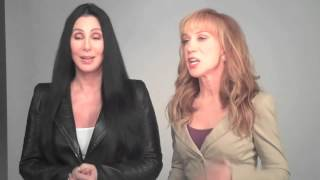 Cher & Kathy Griffin Outtakes