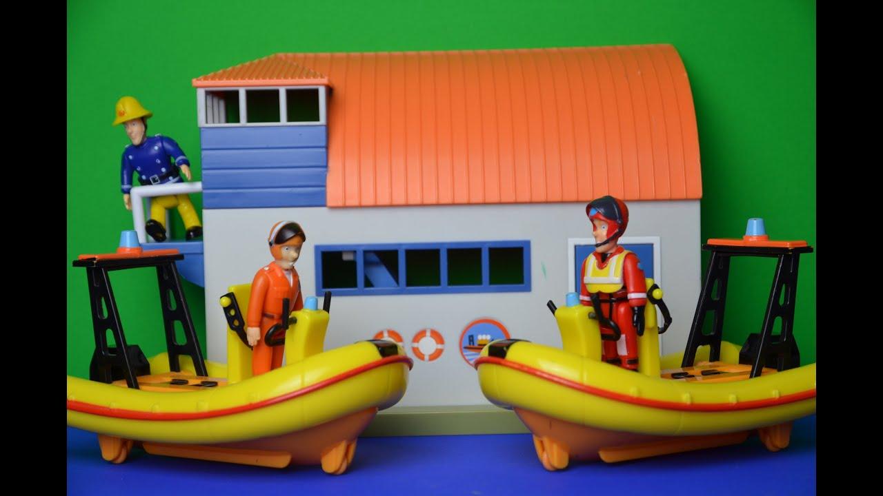 Fireman Sam Toys Neptune Boat Fireman Sam Rescue Neptune
