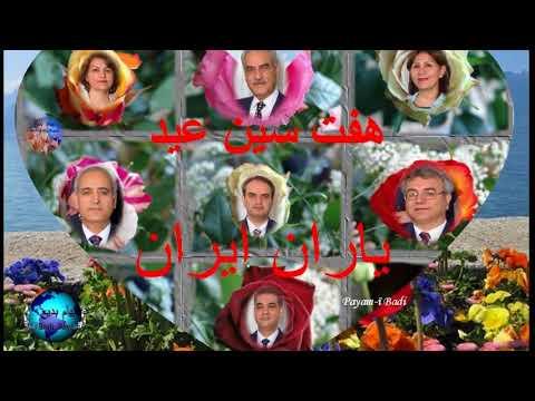 همراه با جشن نوروزی ، مناجاتی با صوت ملیح جناب جانجانی پس از آزادی از زندان بر مزار همسرش